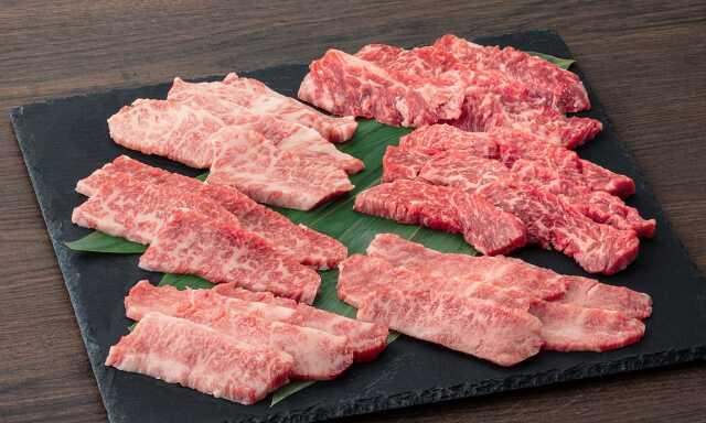 赤城和牛本格焼肉BBQセット醤油タレ付き