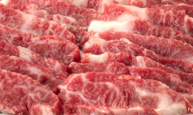 赤城牛バラカルビ