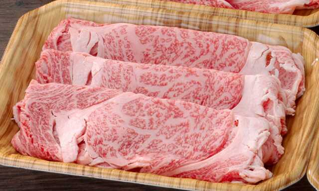赤城和牛 こだわりの赤うまみ 白うまみ スライス 食べ比べ 1kg (250g×6パック)