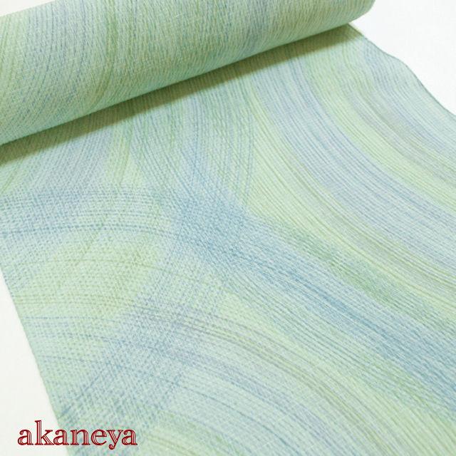 夏の小紋  薄物 夏羽織