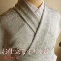 新作小紋、日本の絹