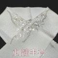 刺繍半衿 正絹 礼装用
