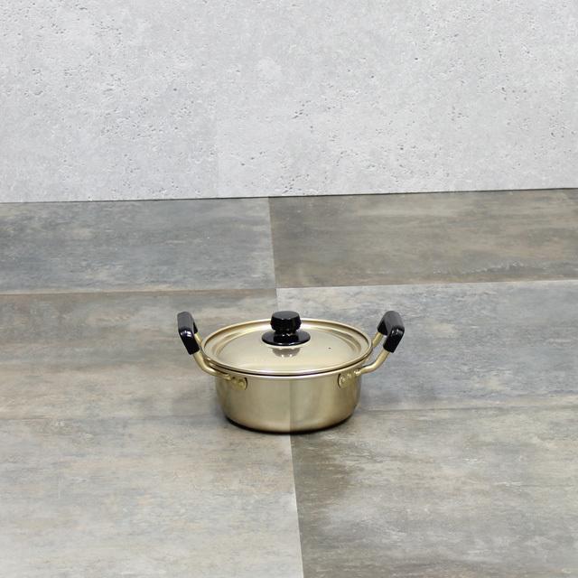 しゅう酸実用鍋