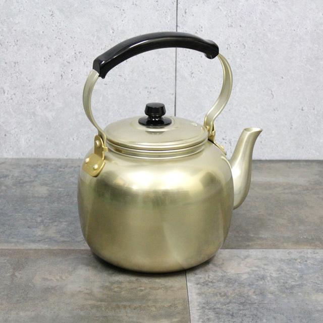 しゅう酸湯沸し