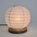 【日本製和紙照明】和風照明テーブルランプ B-10