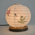 【日本製和紙照明】和風照明テーブルランプ B-10 美濃和紙
