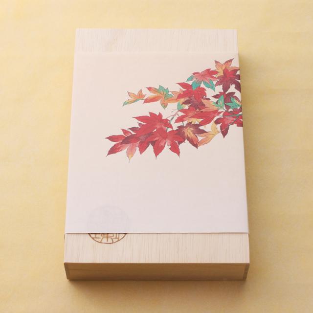 秋の掛け紙