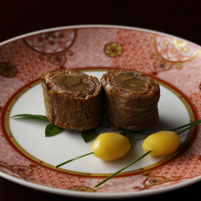 松茸牛肉巻イメージ