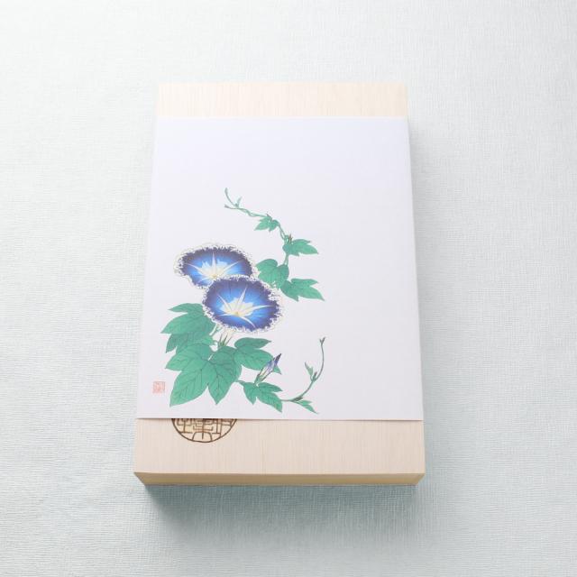 夏の掛け紙パッケージ