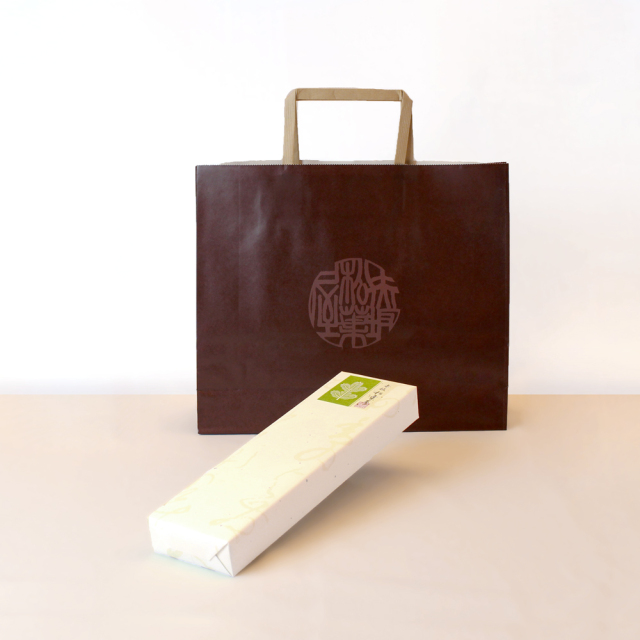 ショッパーと包装