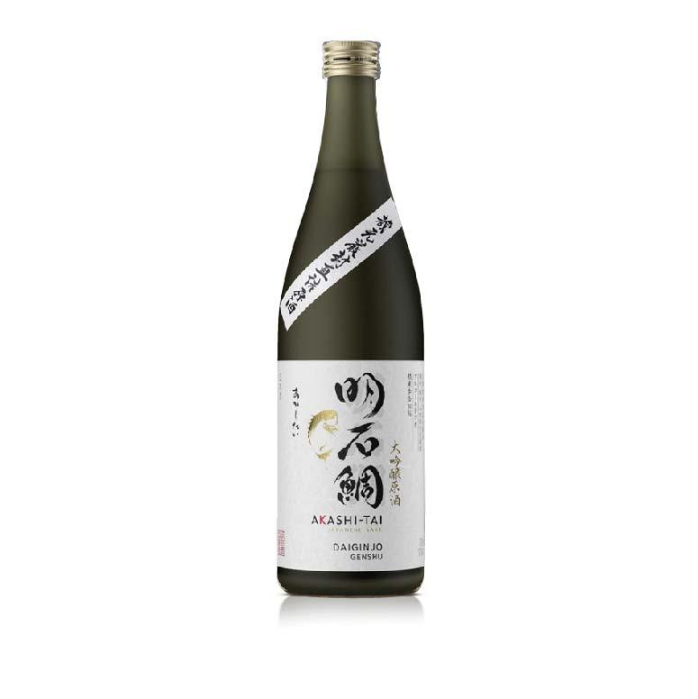 大吟醸原酒「明石鯛」