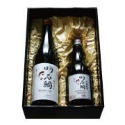 特別純米明石鯛&吟醸梅酒白梅