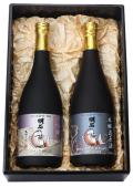 大吟醸と本醸造原酒「明石鯛」720mlセット