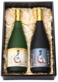 純米大吟醸と本醸造原酒「明石鯛」720mlセット