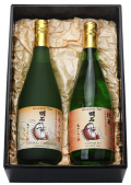 純米大吟醸純米大吟醸 と 純米「明石鯛」720mlセット