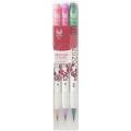 カラー筆ペン 毛筆(東京2020パラリンピックマスコット)3色セット