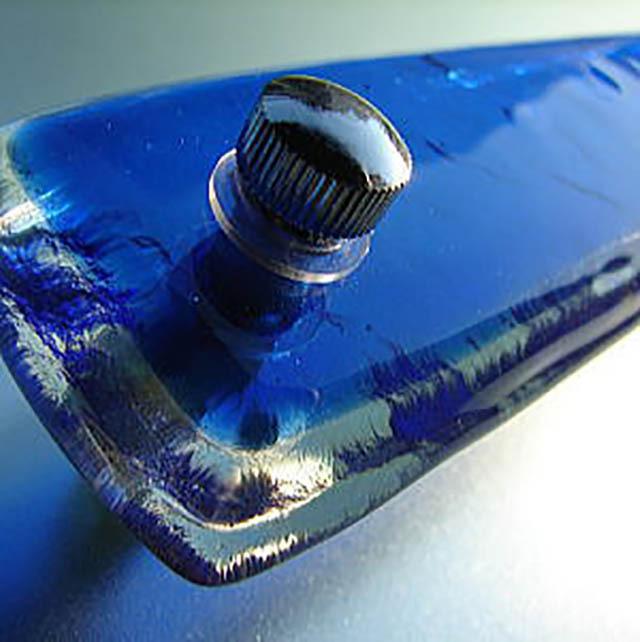 hf-0301ガラス表札長方形商品画像