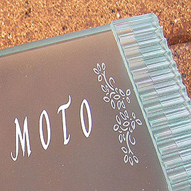 hgm-01フラットガラス表札商品画像