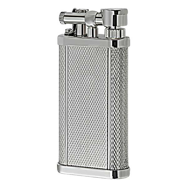 DUNHILL ダンヒル UNIQUE POCKET ユニークポケット シガー用 Silver Plate Barley UL1301 適合リフィル(ガス or オイル)1本無料進呈
