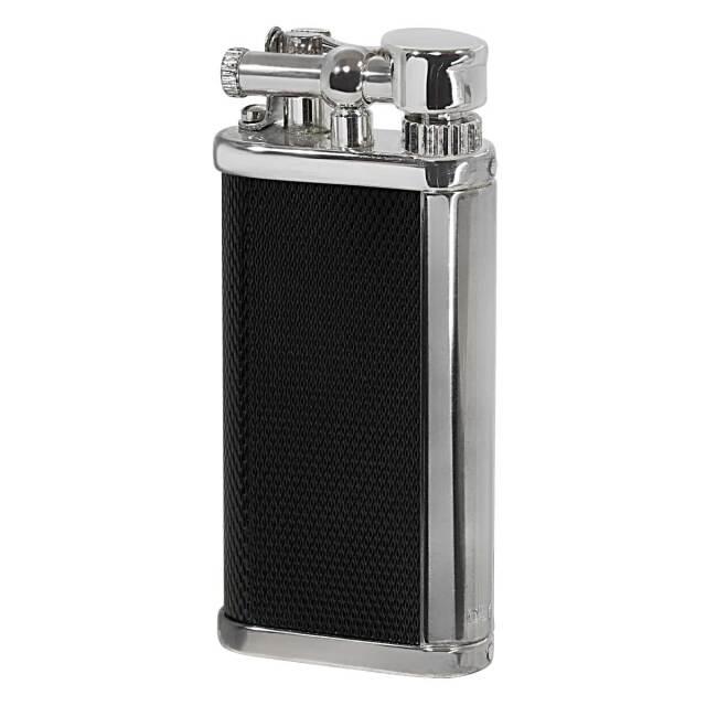 DUNHILL ダンヒル UNIQUE POCKET ユニークポケット シガレット用 Black ULY1565 適合リフィル(ガス or オイル)1本無料進呈