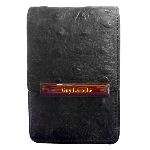 Guy Laroche ギラロッシュ シガレットケース BLACK ブラック GLC1-1001