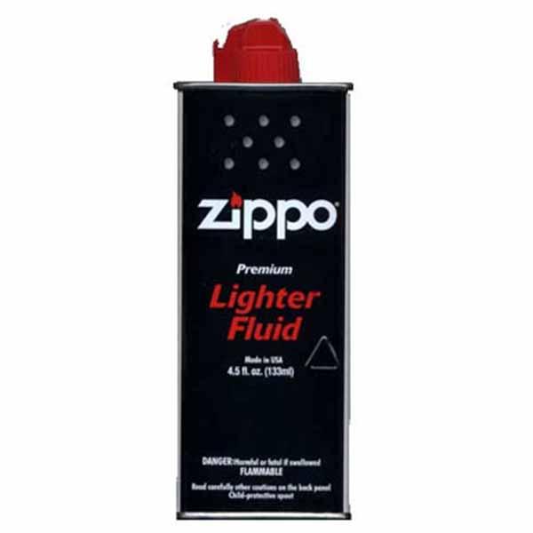 ZIPPO|純正オイル小缶|133ml