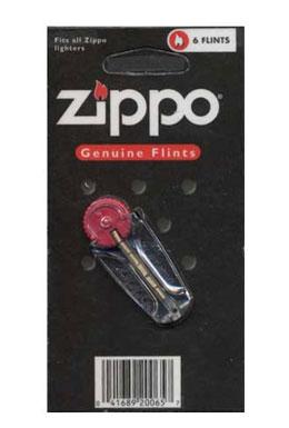 ZIPPO|フリント|6個PC メール便可