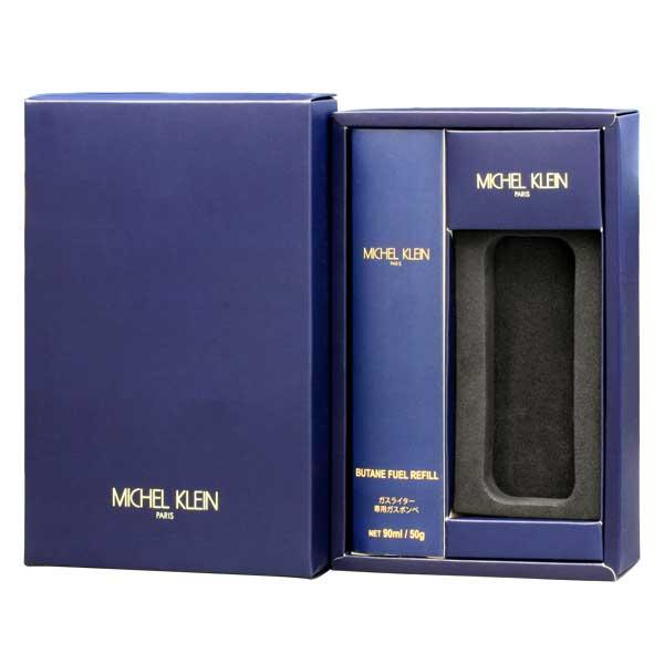 MICHEL KLEIN(ミッシェルクラン) ガスライター用 ギフトボックス ガスボンベ付き