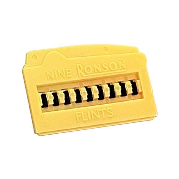 RONSON(ロンソン)|消耗品|ロンソン発火石(RONSON FLINT)|RFT-0001 メール便可