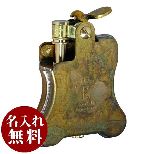 RONSON ロンソン Banjo バンジョー ワイルドブラス R01-M006 適合リフィル(ガス or オイル)1本無料進呈
