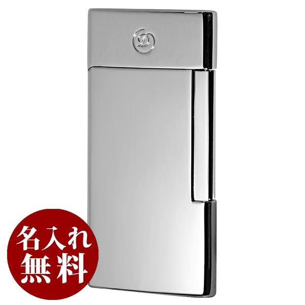 S.T.Dupont デュポン E-SLIM USB充電式・バッテリーライター クローム 27002E