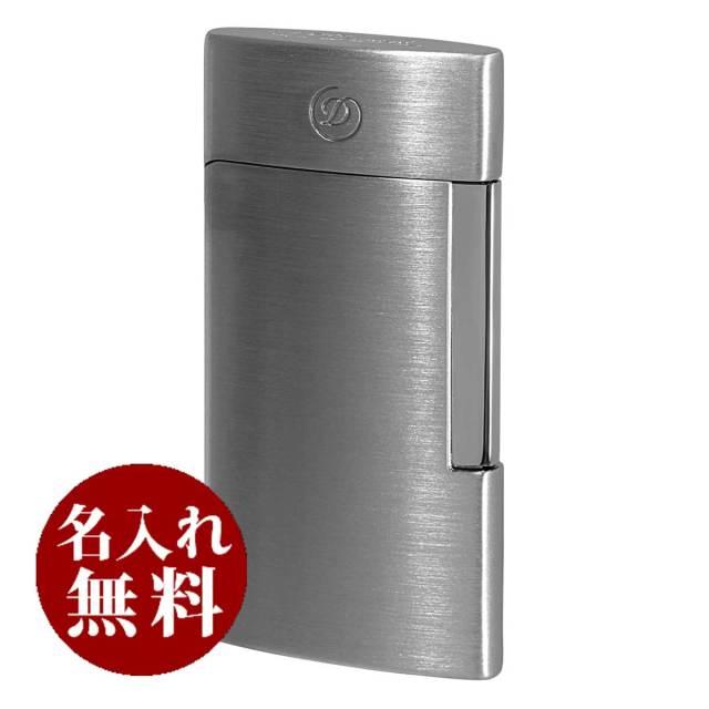 S.T.Dupont デュポン E-SLIM USB充電式・バッテリーライター ブラッシュクローム 27009E
