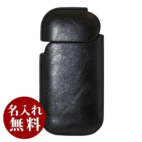 Taiko IQOS アイコス ケースセレクション for IQOS アンティークレザー柄 ブラック 135 メール便可