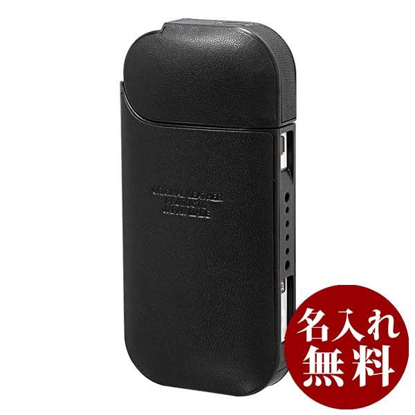 栃木レザー IQOS アイコスケース フルカバーシリーズ ジーンズ L-20468 BK