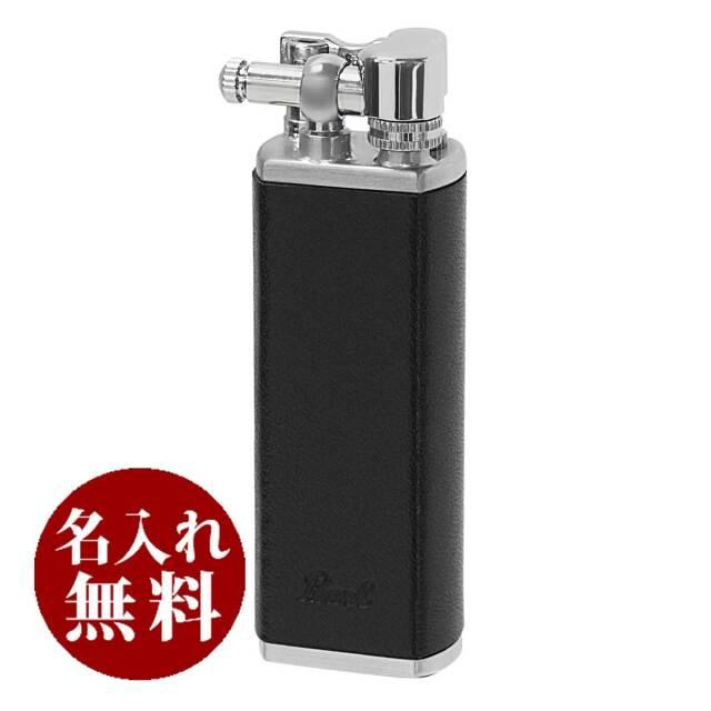 坪田パール BOLBO PETROL LIGHTER ボルボオイルライター スムースブラック 2-30451-10  適合リフィル(ガス or オイル)1本無料進呈