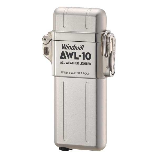 Windmill(ウィンドミル)ライター AWL-10 白ベロア(WHITE VELOURS) 307-0001 適合リフィル(ガス or オイル)1本無料進呈