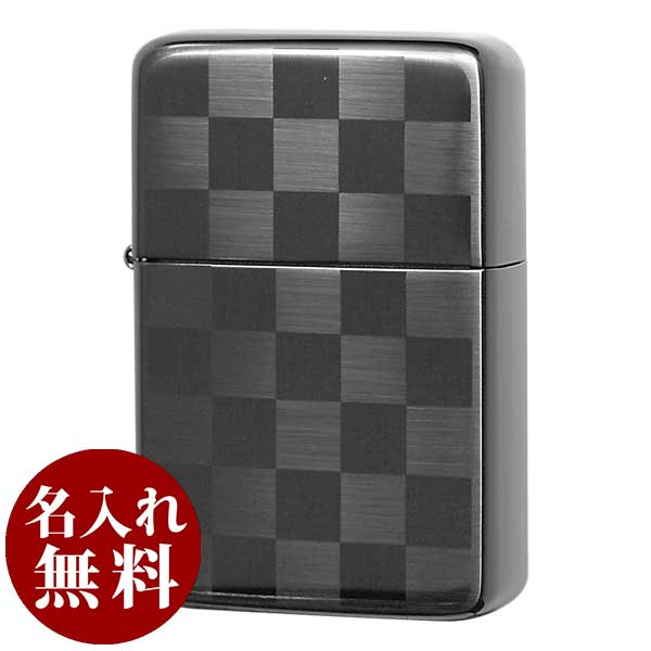 USB充電式・バッテリーライター spira スパイラ  アーマーブラックニッケル   チェック 505CH-BN