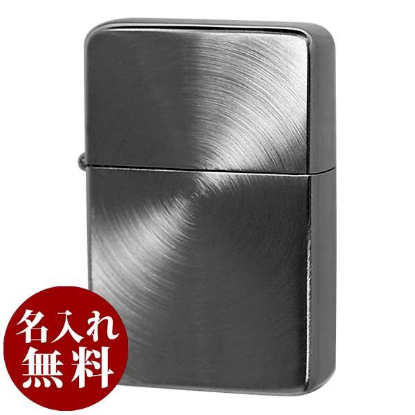 USB充電式・バッテリーライター:spira (スパイラ) | アーマーブラックニッケルスピン|404BN-SPIN