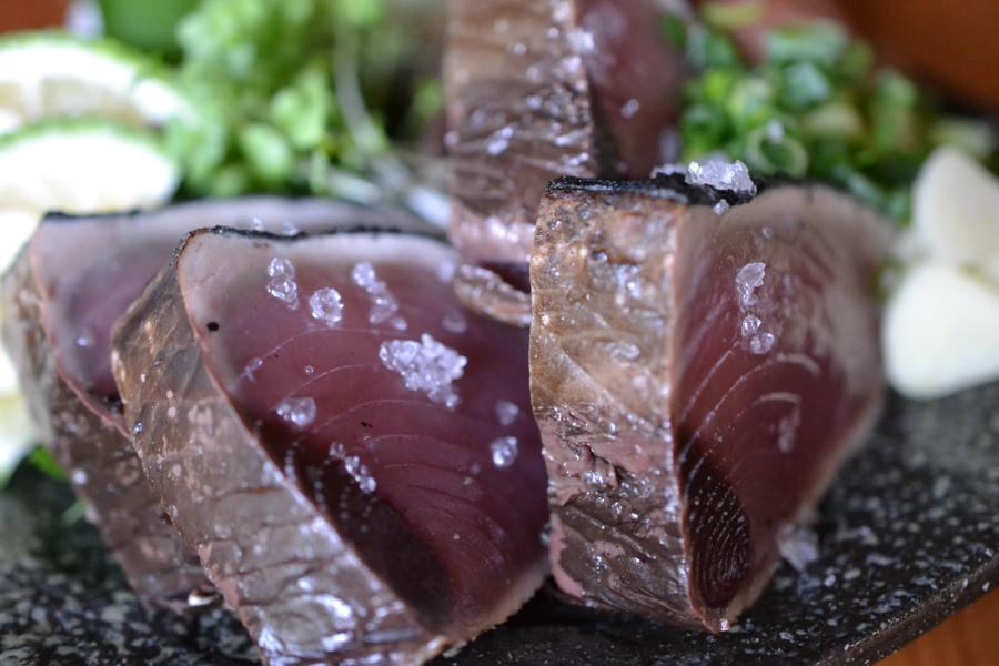 【まる弥企画】藁で焼いた鰹のたたきセット