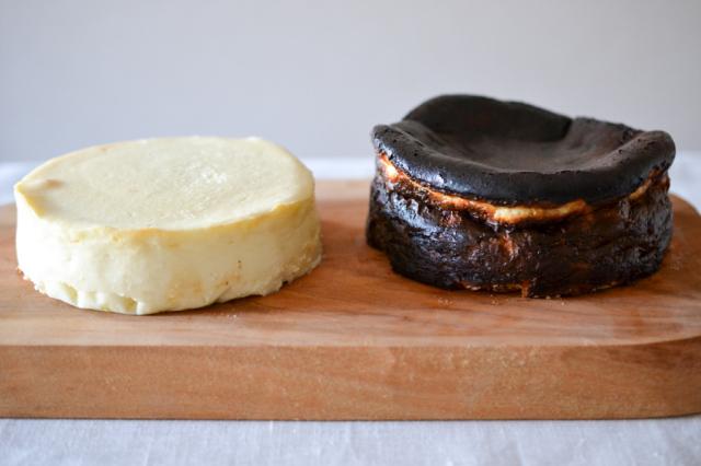【まる弥企画】白と黒のチーズケーキ