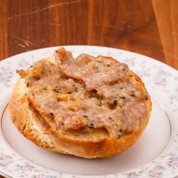 生ソーセージのパテ(ブルーチーズ)