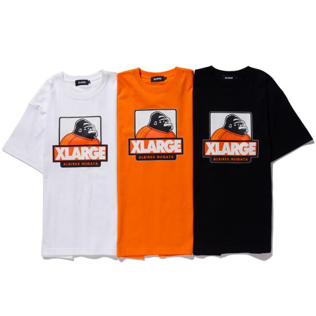 XLARGEコラボTシャツ