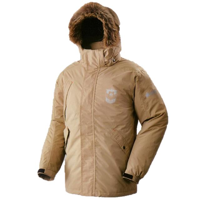 アルビレックス新潟 × LOGOSコラボ防水中綿ジャケット