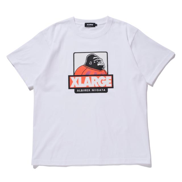 XLARGEコラボ Tシャツ(ホワイト)
