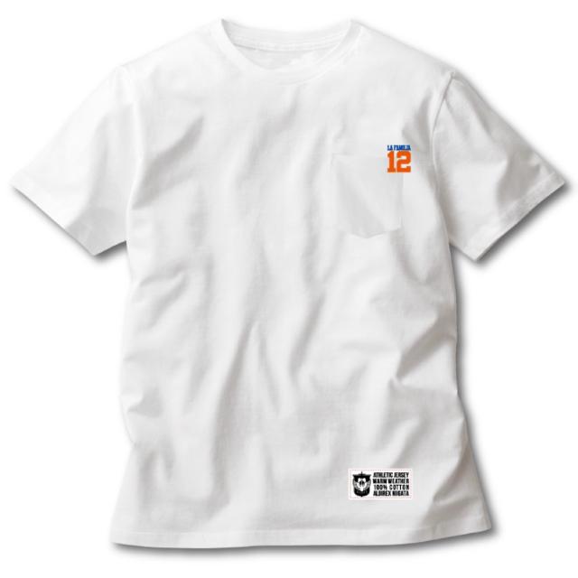 ニイガタサポーターTシャツ (LA FAMILIA/ホワイト)