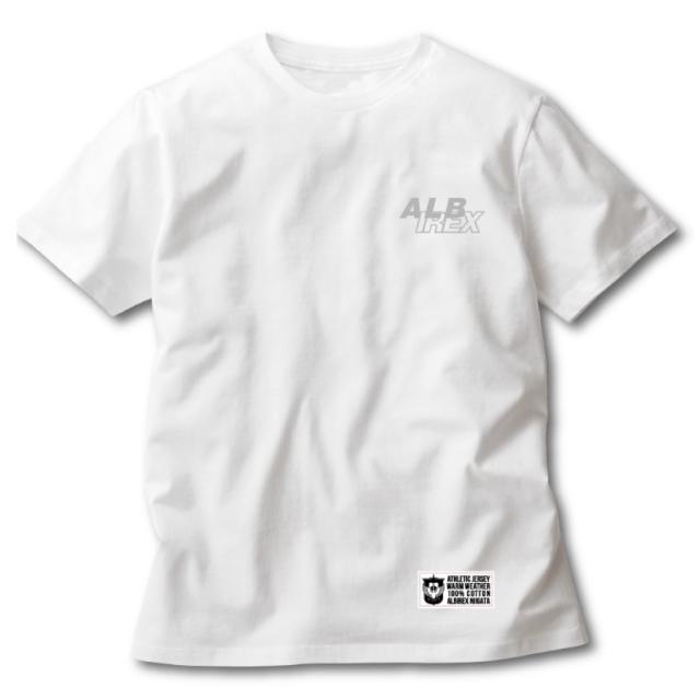 ニイガタサポーターTシャツ (ALB/ホワイト)