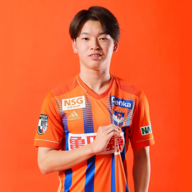 1stユニフォーム(オレンジ)