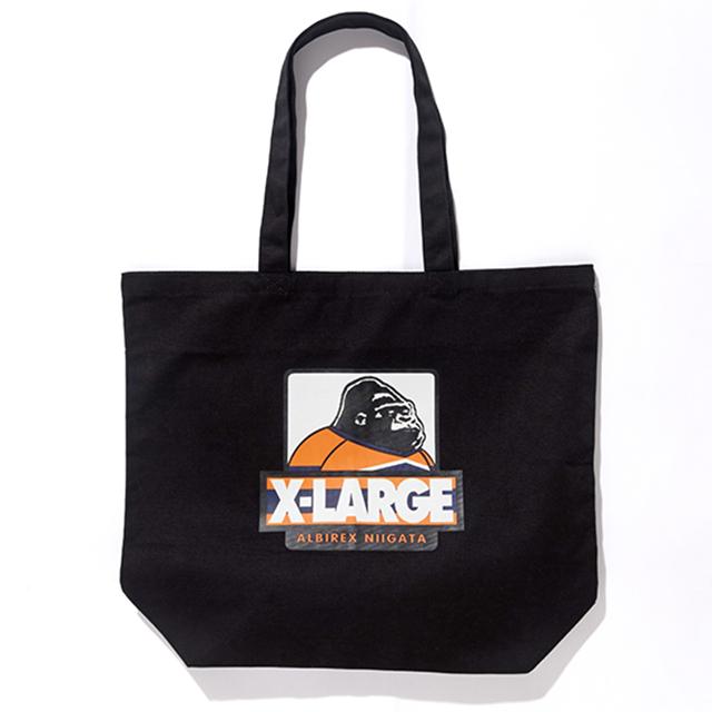 xlrageコラボトートバッグ