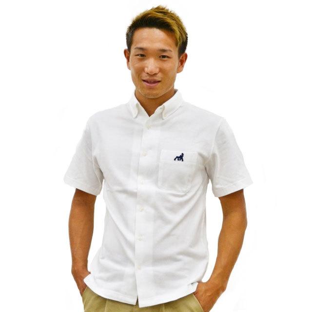 XLARGEボタンダウンシャツ