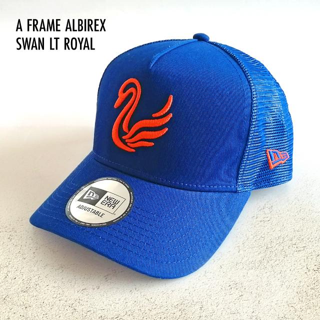 NEW ERA A FRAME ALBIREX SWAN LT ROYAL
